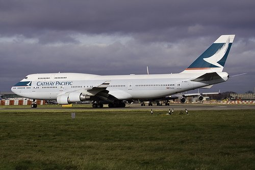 CX London Cathay Pacific new fifth flight to London daily