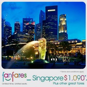 cx fanfares singapore