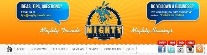 Mighty Travels