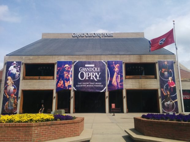 Grand Ole Opry Entrance