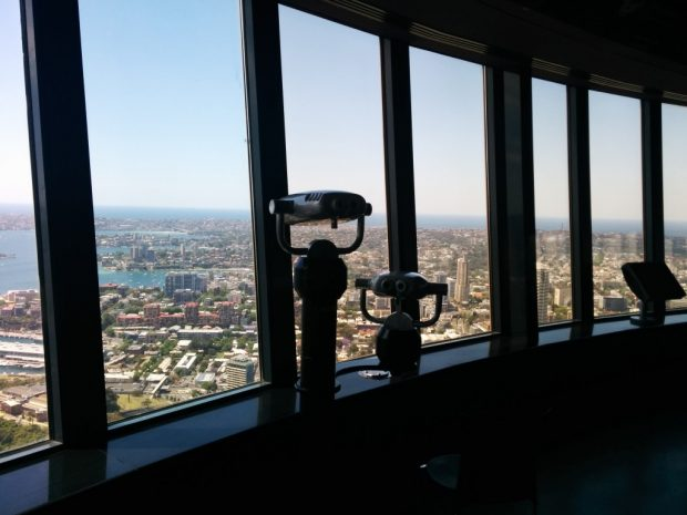 Sydney Eye Observation Deck