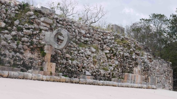 UXMAL BALL COURT