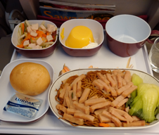 thai air food