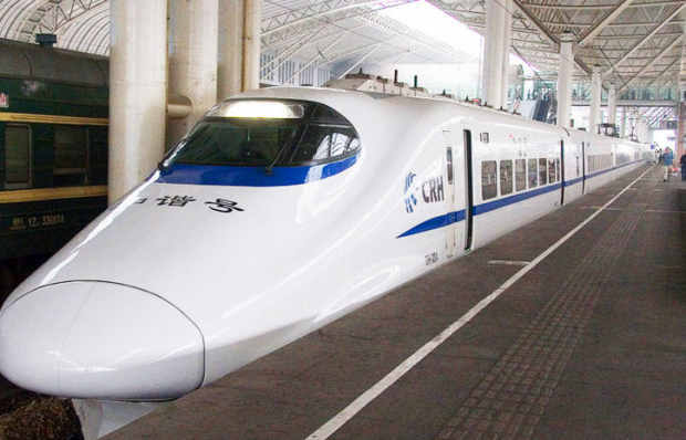 china high speed