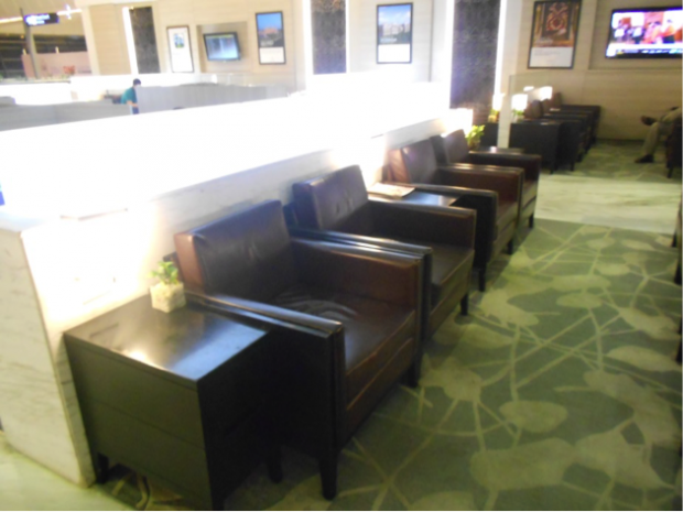 del lounge seating