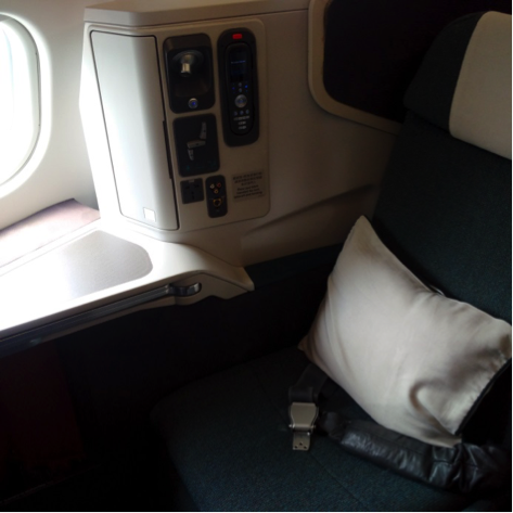 CX BUSINESS SEAT