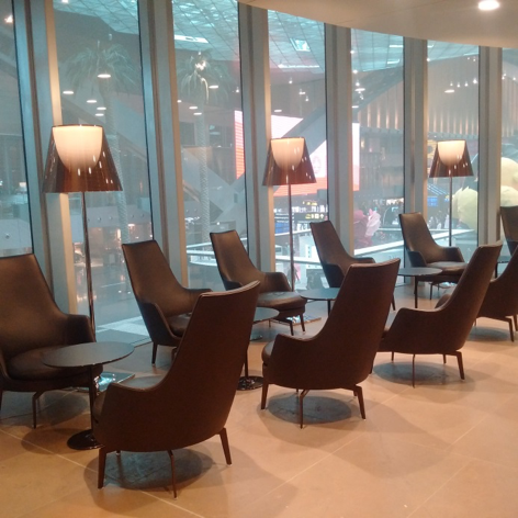 first class lounge doh seating