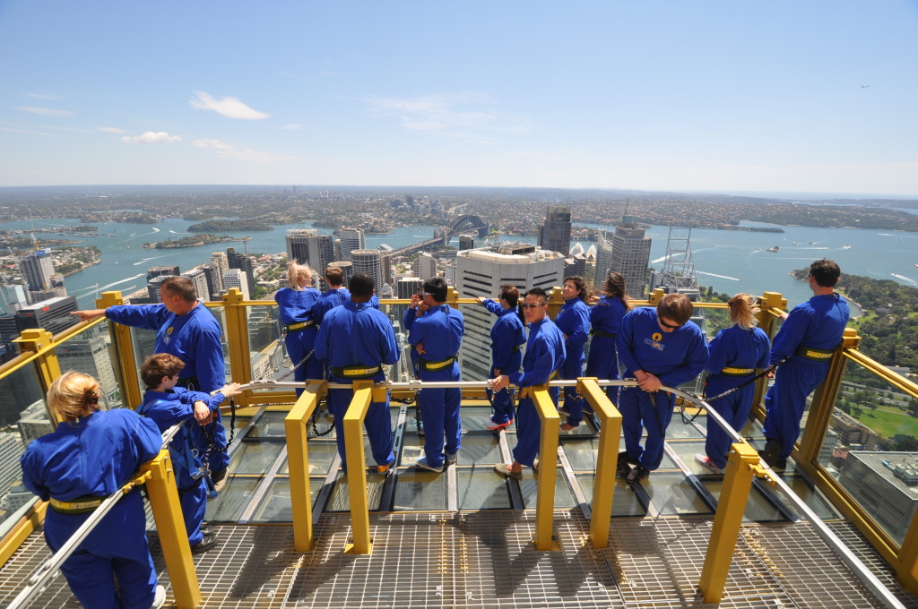 Sydney Skywalk Outdoor